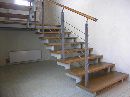 Перилы лестницы своими руками
